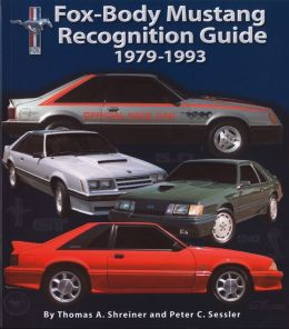 Fox-Body Mustang Recognition Guide 1979-1993