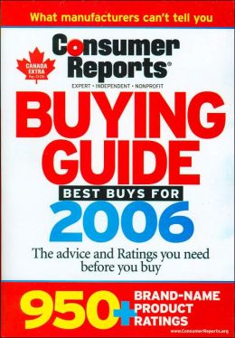 Buying Guide 2006 with Canadian Extra