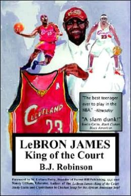 Lebron James--King of the Court