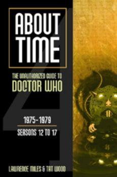 About Time 4: The Unauthorized Guide to Doctor Who