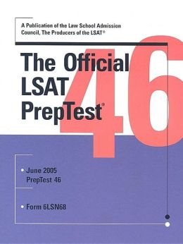 Official LSAT Preptest 46