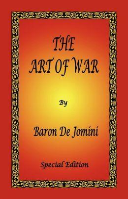 Art of War by Baron de Jomini - Special Edition