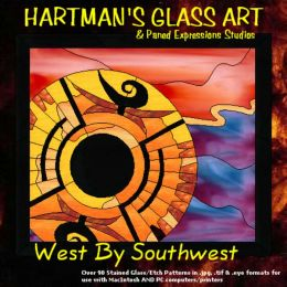 West by Southwest: Stained Glass Patterns