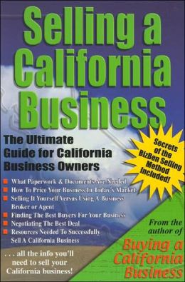 Selling a California Business