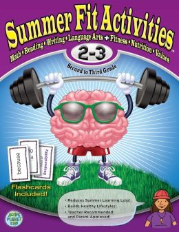 Summer Fit Second to Third Grade: Keeping Children Physically and Mentally Active During the Summer