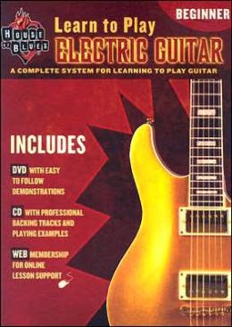 House of Blues Presents Learn to Play Electric Guitar
