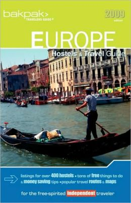 Europe Hostels & Travel Guide 2009