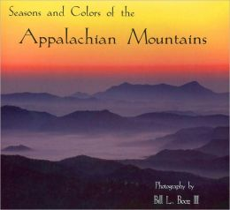 Seasons and Colors of the Appalachian Mountains