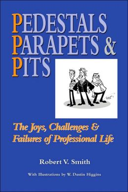 Pedestals Parapets and Pits: The Joys, Challenges & Failures of Professional Life