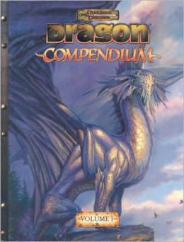 Dungeons & Dragons: The Dragon Compendium, Volume 1