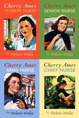 Cherry Ames Boxed Set 1-4