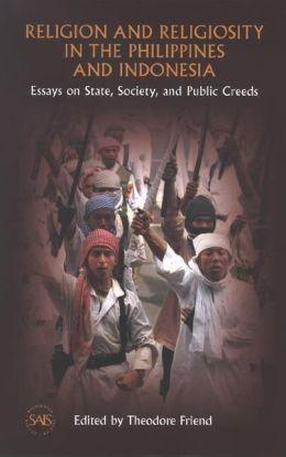 Religion and Religiosity Tthe Philippines & Indonesia