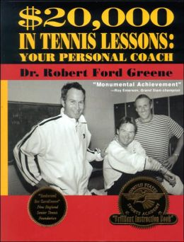 $20,000 in Tennis Lessons: Your Personal Coach