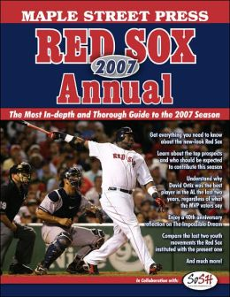 Maple Street Press 2007 Red Sox? Annual