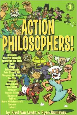 Action Philosophers Giant-Size Thing