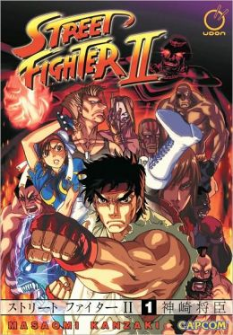 Street Fighter II: The Manga, Volume 1