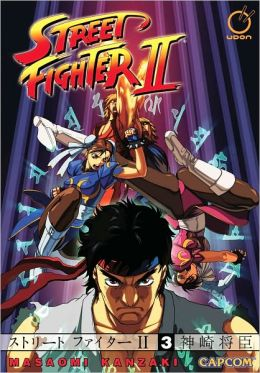 Street Fighter II: The Manga, Volume 3