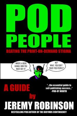 Pod People - Beating The Print-On-Demand Stigma
