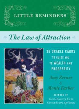 Little Reminders®: The Law of Attraction: 36 Oracle Cards to Guide You to Wealth and Prosperity