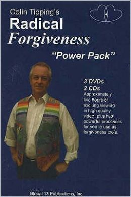Colin Tipping's Radical Forgiveness ''POWER PACK''