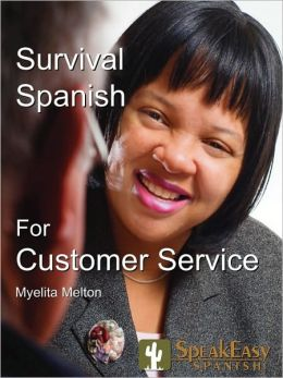 Survival Spanish For Customer Service