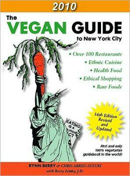 Vegan Guide to New York City 2010