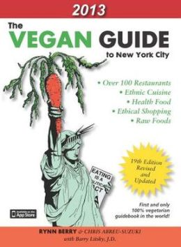 The Vegan Guide to New York City 2013