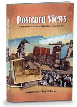 Postcard Views: A Walk Down Main Street, Buffalo, New York, 1910