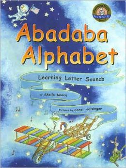 Abadaba Alphabet: Learning Letter Sounds