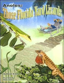 Anoles: Those Florida Yard Lizards