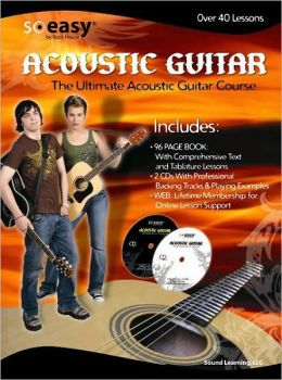 Ultimate Acoustic Guitar Course