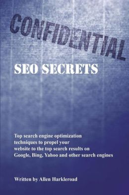 Confidential Seo Secrets