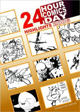 24 Hour Comics Day Highlights 2006