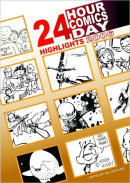 24 Hour Comics Day Highlights 2006