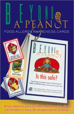 Beyond a Peanut: Food Allergy Awareness Cards