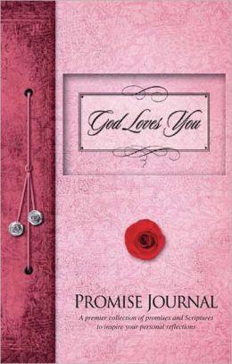 God Loves You Promise Journal