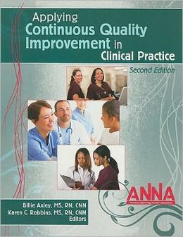 Applying Continuous Quality Improvement in Clinical Practice