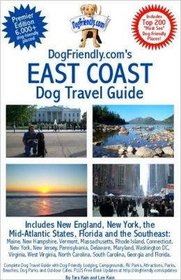 DogFriendly.com's East Coast Dog Travel Guide