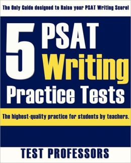 5 PSAT Writing Practice Tests
