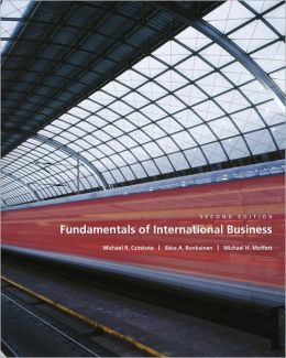 Fundamentals of International Business