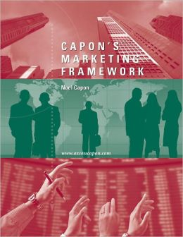 Capon's Marketing Framework