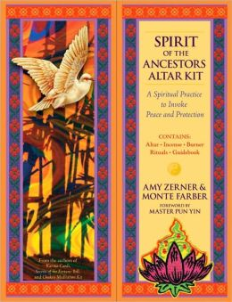 Spirit of the Ancestors Altar Kit: A Spiritual Practice to Invoke Peace and Protection