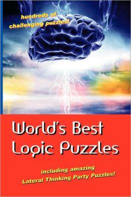 World's Best Logic Puzzles