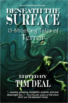 Beneath the Surface: 13 Shocking Tales of Terror