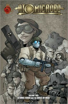 Atomic Robo, Volume 2: Atomic Robo and the Dogs of War