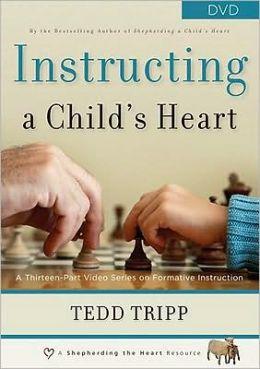 Instructing a Child's Heart: Seminar DVD