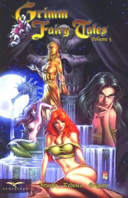 Grimm Fairy Tales, Volume 5