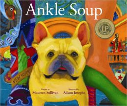 Ankle Soup: A Thanksgiving Story