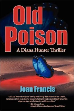 Old Poison: A Diana Hunter Thriller