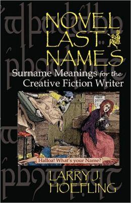 Novel Last Names